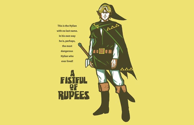 A Fistful of Rupees T-Shirt