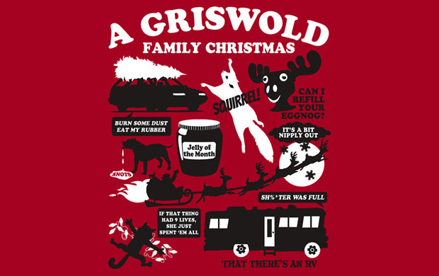 A Griswold Family Christmas Quotes T-Shirt