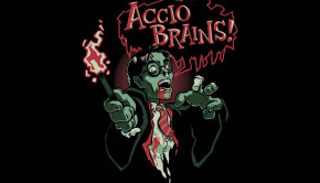 Accio Brains T-Shirt
