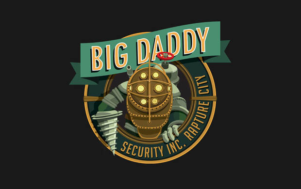 Big Daddy Security T-Shirt