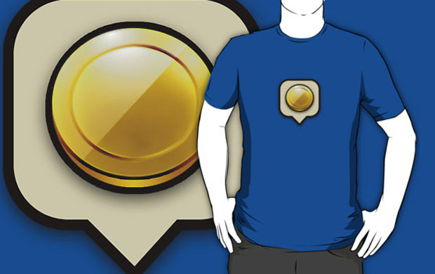 Clash of Clans Gold T-Shirt