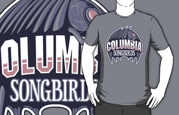 Columbia Songbirds T-Shirt