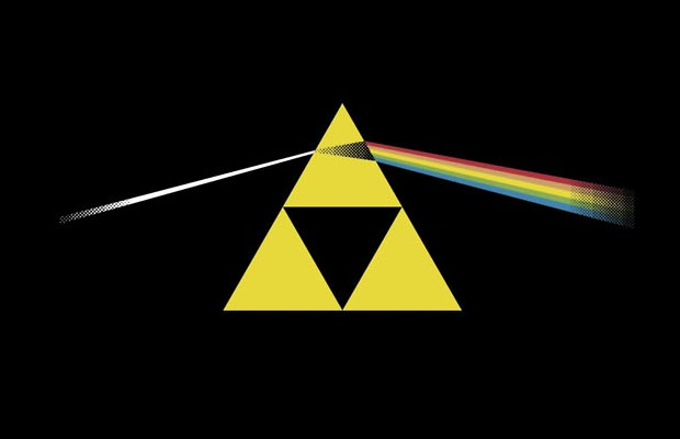 Dark Side of the Triforce T-Shirt