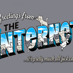 Greetings from the Internet T-Shirt