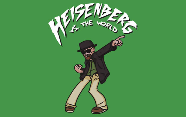 Heisenberg VS The World T-Shirt