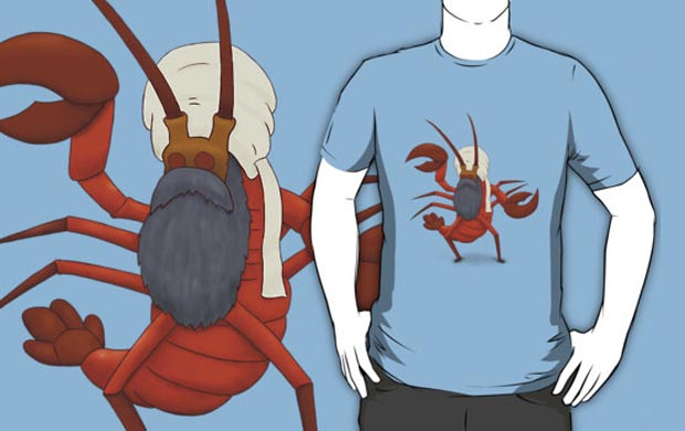 Iraq Lobster T-Shirt