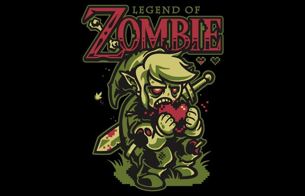 Legend of Zombie T-Shirt