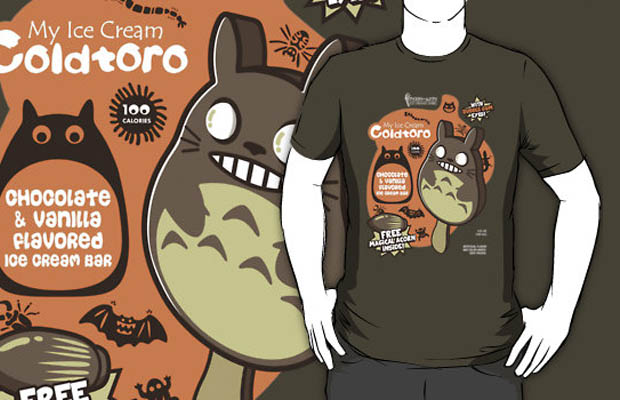 My Ice Cream Coldtoro T-Shirt