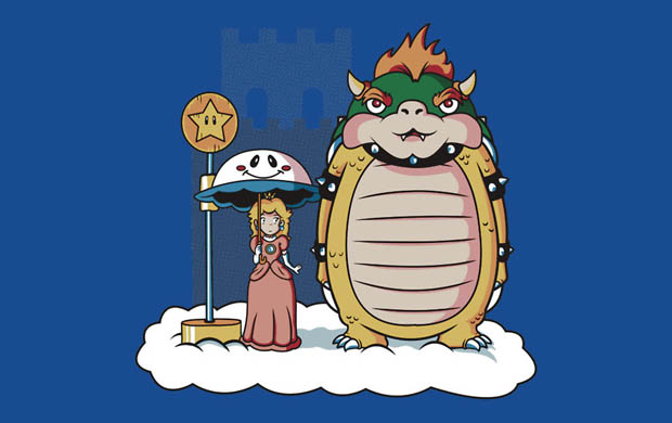 My Neighbor Bowser T-Shirt