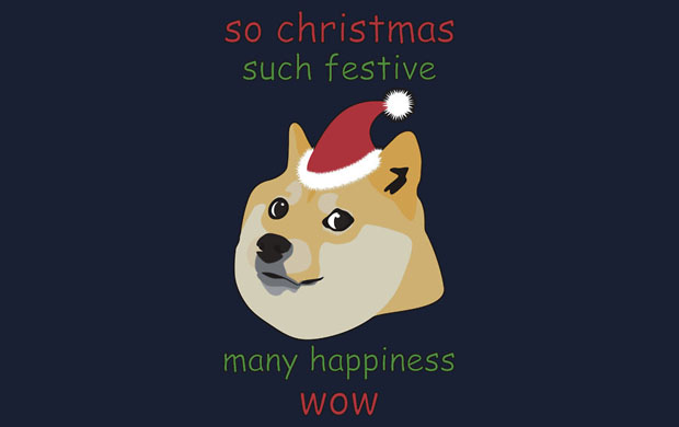 So Christmas Doge T-Shirt