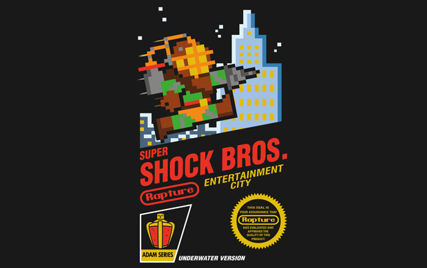 Super Shock Bros T-Shirt