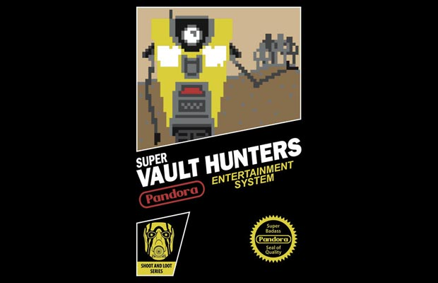Super Vault Hunters T-Shirt