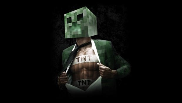 Minecraft TNT T-Shirt