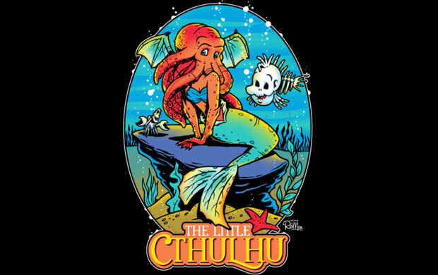 The Little Cthulhu T-Shirt