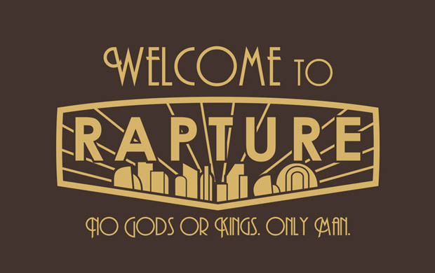 Welcome to Rapture Tee
