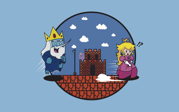 Wrong Princess Bro T-Shirt