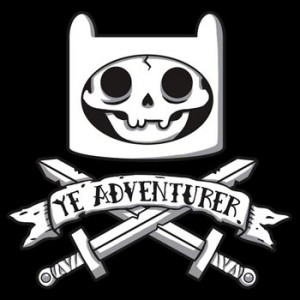 Ye Adventurer T-Shirt