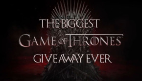 Game of Thrones Giveaway